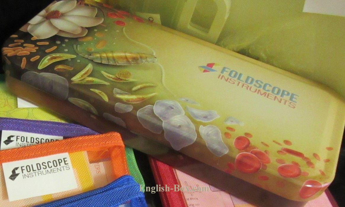Foldscope(フォールドスコープ)の購入方法〜どこで買える?